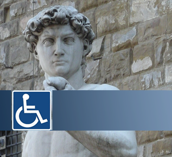 accessibilita a firenze per i disabili